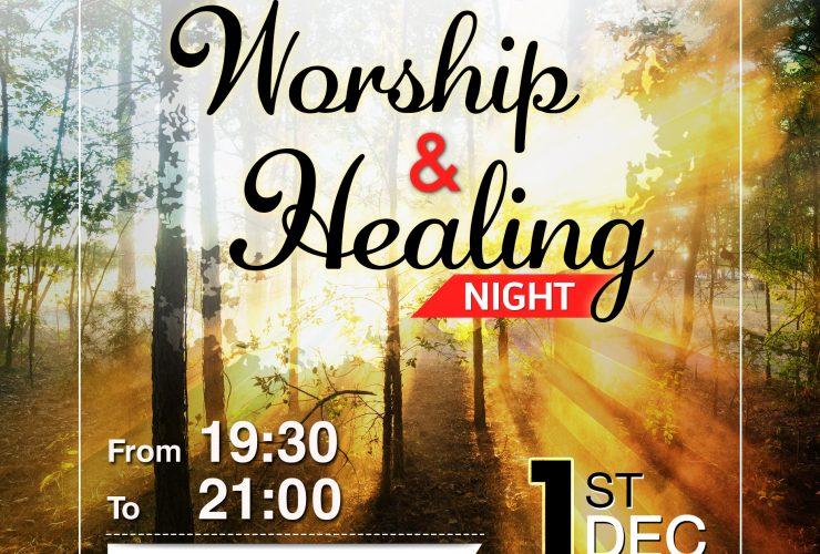 Worship & Healing Night