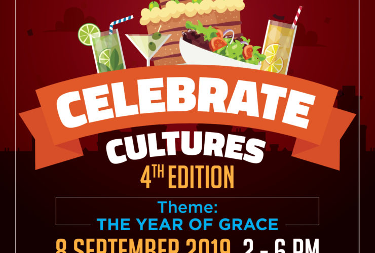 Celebrate Cultures 4th edition September 8th, 2019